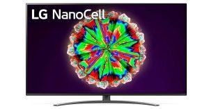 Tivi NanoCell LG 65NANO81TNA 65 inch mang đến sự tinh xảo cho ngôi nhà bạn
