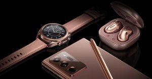 Galaxy Watch3 sở hữu thiết kế sang trọng mỏng hơn, nhẹ hơn và thú vị hơn