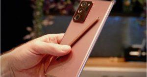 Những cải tiến của S-Pen trên Galaxy Note 20 Ultra đem đến những trải nghiệm mới mẻ và thú vị cho người dùng