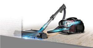 Máy hút bụi Panasonic MC-CL789RN49 sự lựa chọn hoàn hảo cho gia đình bạn