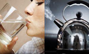 Nước qua máy lọc nước có cần đun sôi không?