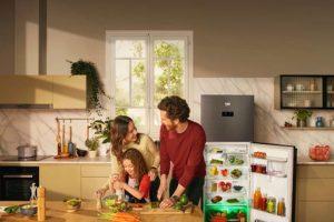 Chọn tủ lạnh nào để bảo quản rau củ tươi lâu