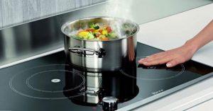 Lợi ích tuyệt vời khi sử dụng bếp từ nấu ăn