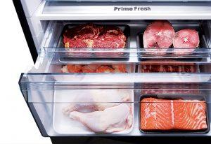 """Công nghệ đông mềm trên tủ lạnh Panasonic có gì """"hot"""""""