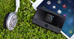 Bộ phát wifi 3G 4G TP-Link M7350 tăng khả năng kết nối internet trong những chuyến đi xa