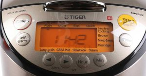 Nồi cơm điện tử cao tần Tiger JKT-S18W lựa chọn lý tưởng cho cuộc sống hiện đại