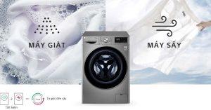 Đâu là lý do máy giặt sấy LG FV1409G4V lại được ưa chuộng đến vậy?