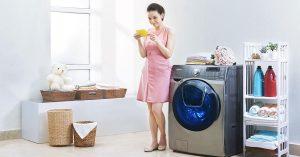 Tư vấn cách sử dụng máy giặt sao cho tiết kiệm nước nhất