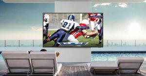Tivi Samsung Life Style The Terrace QA65LST7T mở ra chương mới về trải nghiệm nội dung đỉnh cao trong một không gian mở