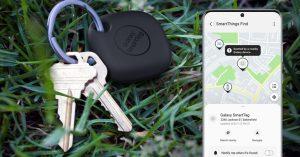 Samsung giới thiệu thiết bị định vị đồ vật thông minh Galaxy SmartTag