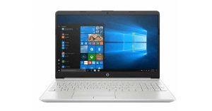 Laptop HP 15s-du1055TU Pentium 6405U thiết kế tinh tế, phù hợp cho việc học online