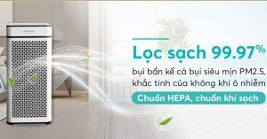 Máy lọc không khí Korihome APK-801 sự lựa chọn hoàn hảo cho gia đình bạn
