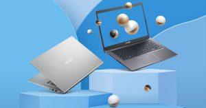 Asus trình làng bộ đôi laptop X415 và x515 trang bị viền mỏng, tích hợp cảm biến vân tay