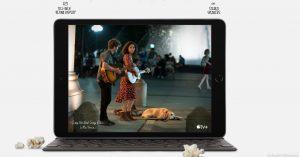 iPad Gen 8 Wifi 3/32 GB (2020) sở hữu chip A12 Bionic cực mạnh mẽ