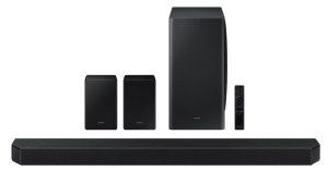 Loa thanh Samsung HW-Q950A thiết kế hoàn hảo, âm thanh đỉnh cao