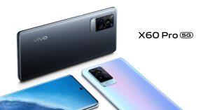 Vivo X60 và X60 Pro: màn hình AMOLED 120Hz, RAM 12GB và camera Zeiss