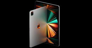 Apple ra mắt iPad Pro trang bị chip M1