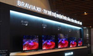Sony ra mắt loạt TV BRAVIA mới tích hợp trí tuệ nhận thức