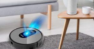 Robot Rapido R6S giúp nhà của bạn luôn được dọn dẹp sạch sẽ dù bạn vắng nhà