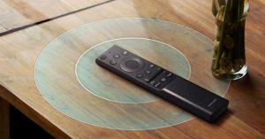 Samsung ra mắt điều khiển TV sử dụng pin năng lượng mặt trời