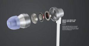 Tai nghe Logitech G333 thiết kế đặc biệt dành cho trải nghiệm chơi game